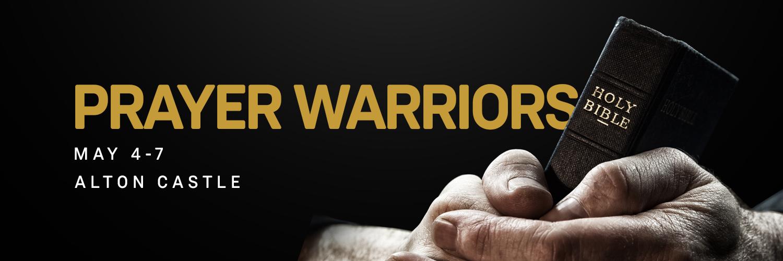 Prayer Warriors - Twitter
