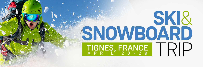 Ski Trip - Twitter Cover