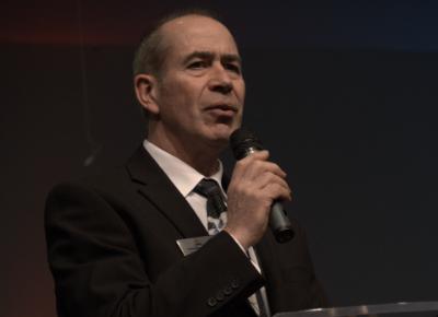 Pastor Bryan Webster