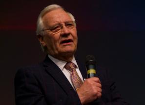 Pastor Jim Huzzey